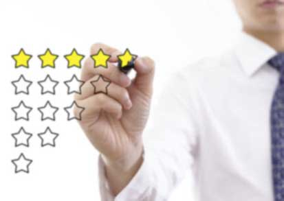Building a 5-star reputation should be your number one goal
