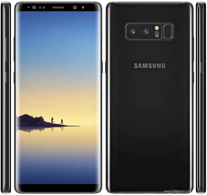 Samsung Galaxy Note 8 Price nigeria kenya