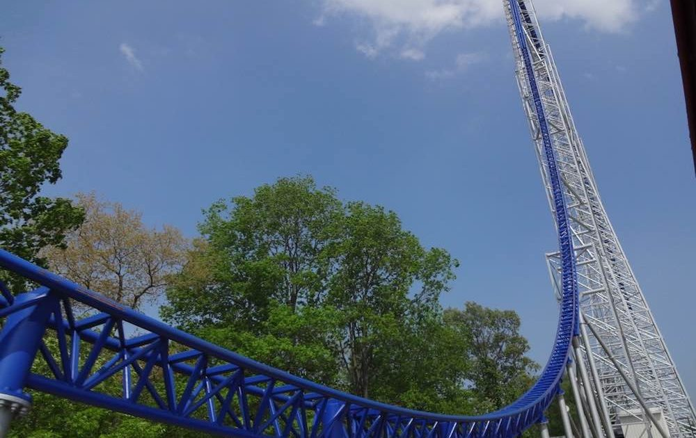 MOST EXTREME ROLLER COASTERS IN THE US
