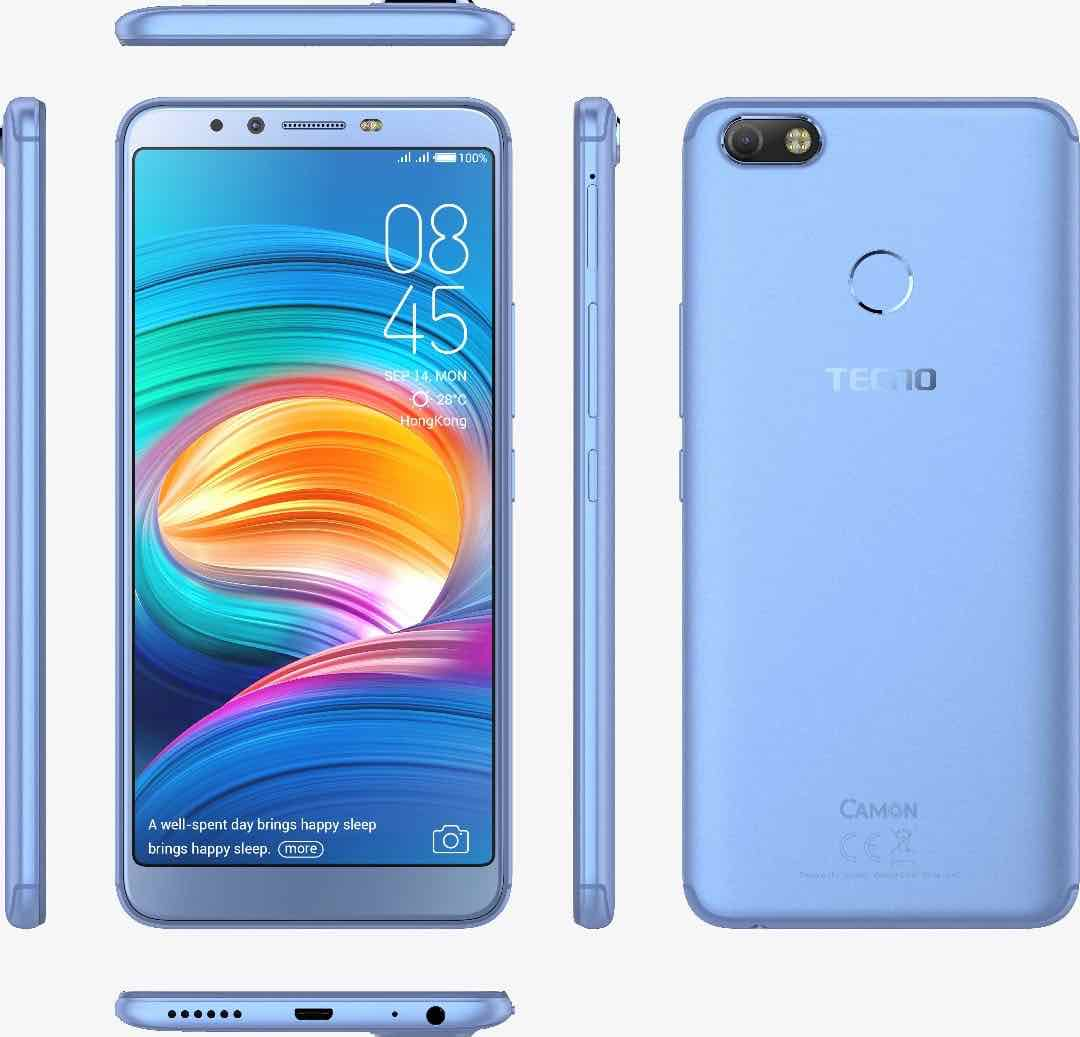 Tecno camon x review