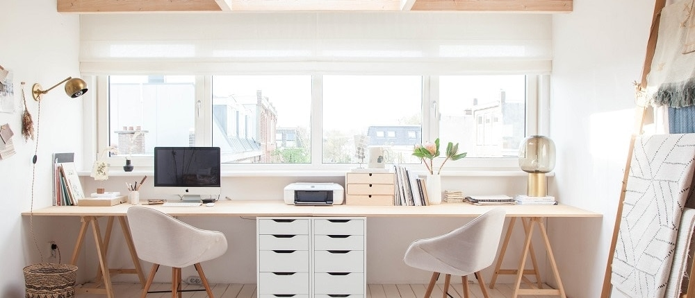 home office setup ideas pictures